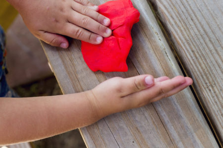 Play Dough Heart: Can I Trust God With My Brokenness?